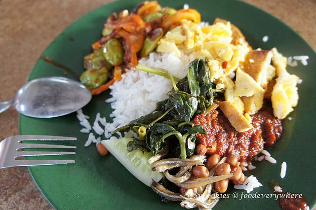 3.Nasi Lemak Ujong Pasir (Melaka)