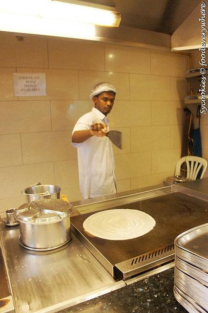 5.Nagas Restaurant @ Brickfields