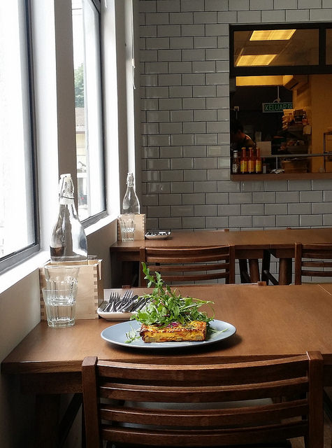 2.The Kitchen Table Restaurant & Bakery @Damansara Kim