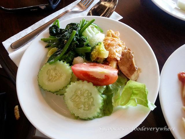 7.Sang Suria Buffet Restaurant @ Laguna Redang Island Resort