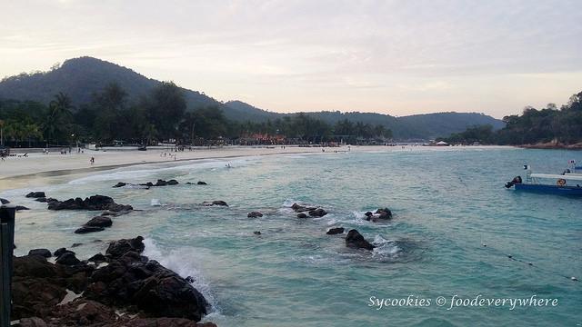 15.Sang Suria Buffet Restaurant @ Laguna Redang Island Resort