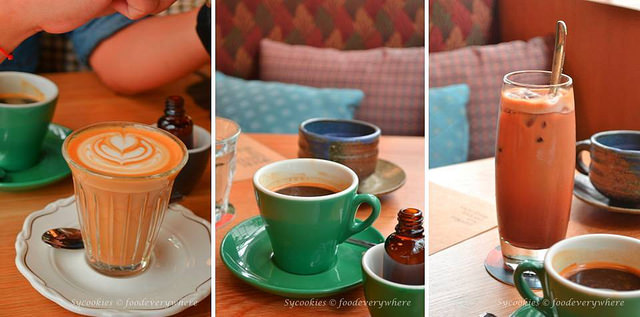 11.Common Man Coffee Roasters (CMCR) @ TTDI KL