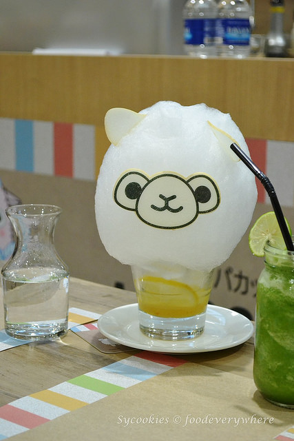 2.Alpacasso Café @ Aeon Mid Valley Megamall