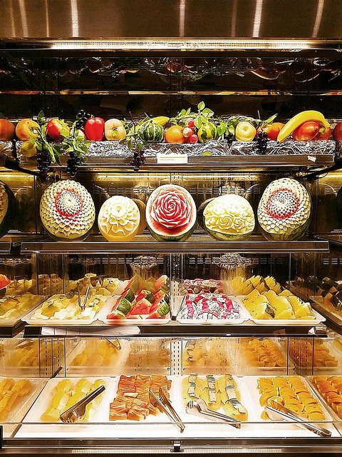 Latest Recipe International Buffet @ Le Meridien Hotel KL