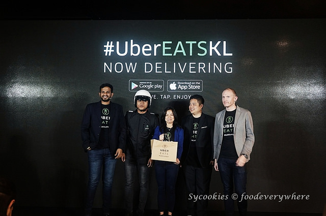 2.UberEATS launches in Malaysia