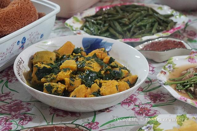 9.Iban delicacies at the Bawang Assan Longhouse Village