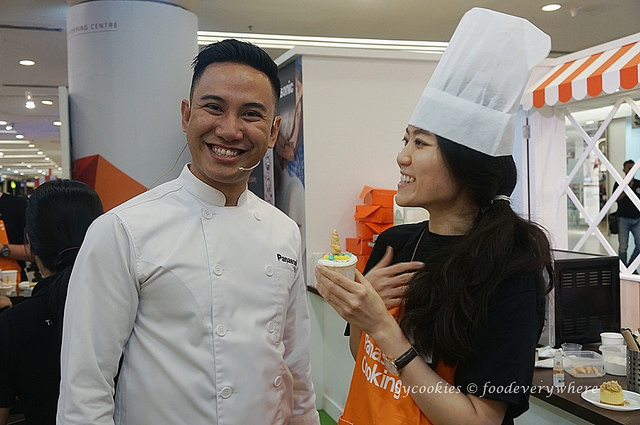 8.Panasonic Cooking House Workshop