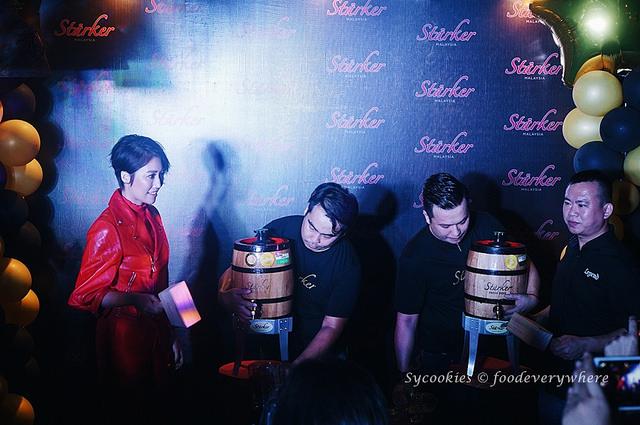 1.Starker Bistro Malaysia (Grand launch)