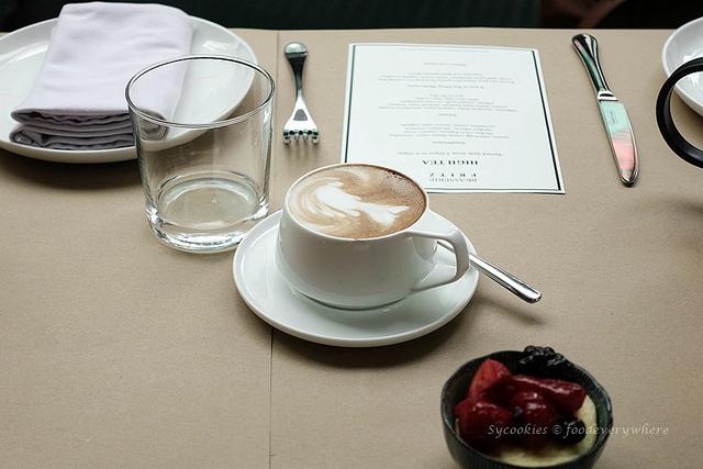 5.Afternoon Tea @ Fritz Brasserie (Ground Floor, Wolo Hotel)