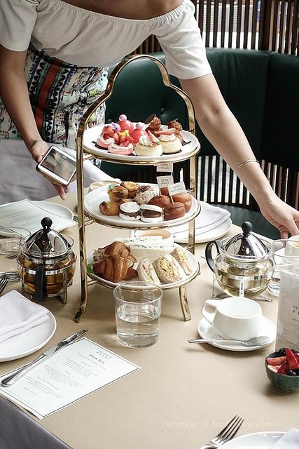 1.Afternoon Tea @ Fritz Brasserie (Ground Floor, Wolo Hotel)