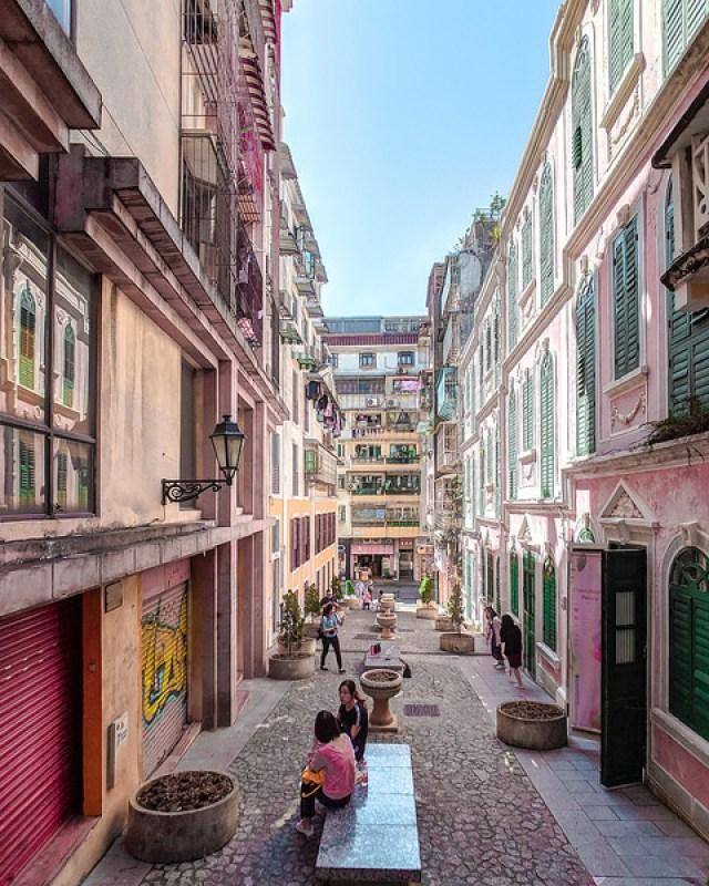 1 Macao instagram worthy street