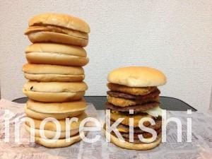 マクドナルド巨大ハンバーガー7
