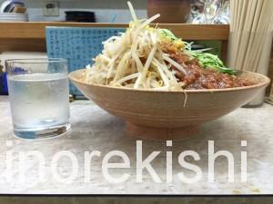 浅草橋熊公ジャージャー麺大盛り8