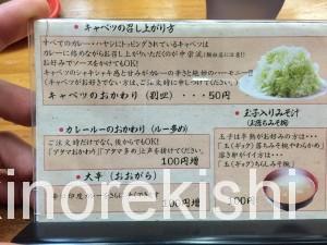 築地デカ盛り印度カレー中栄(なかえい)炙りチャーシューカレー特盛7