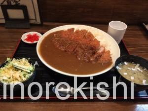 千葉デカ盛り市川食堂カツカレー特盛14