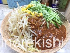 浅草橋熊公ジャージャー麺大盛り9