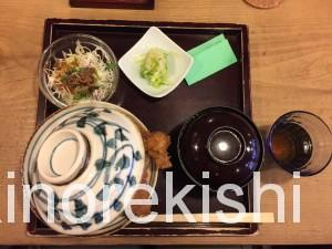 新潟タレカツ神保町本店二段もりヒレかつ丼特盛12
