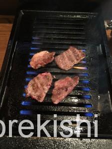 立ち食い焼肉神田江戸牛ランチ10