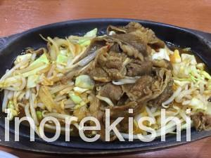 人形町東京チカラめし焼肉定食ご飯おかわり自由9