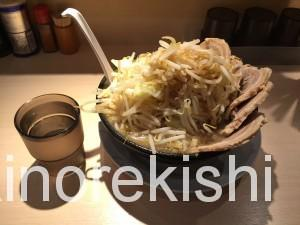 錦糸町麺屋三郎ラーメン豚麺特盛野菜大盛り7