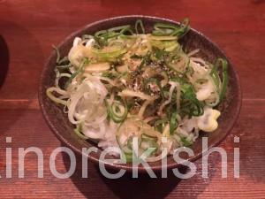 つけ麺専門店三田製麺所神田店特大500gねぎ飯4