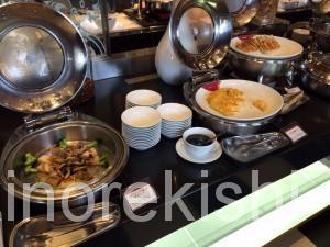 オリエンタルホテル東京ベイチャイニーズテーブル中華ランチビュッフェバイキング食べ放題3