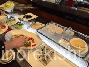 オリエンタルホテル東京ベイチャイニーズテーブル中華ランチビュッフェバイキング食べ放題20