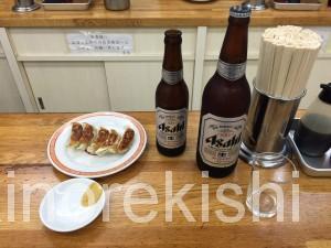 亀戸餃子本店日本一世界一美味しい人気有名行列ビール16