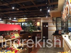 秋葉原ヨドバシAKIBAラーブフードマーケットハワイアンパンケーキメガ盛りフードコート14