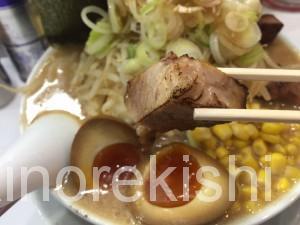 錦糸町深夜ラーメンニンニク味噌ラーメンまんぷく商店満腹豪華盛り麺大盛り10
