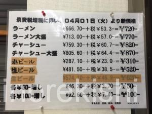 秋葉原青島食堂ラーメン行列人気有名チャーシュー大盛りほうれん草生姜醤油2