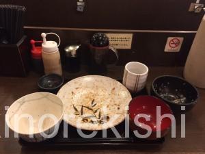 上野メガ盛りかつ仙三色盛り定食ご飯大盛りキャベツ山盛りかつ丼チーズメンチカツ18