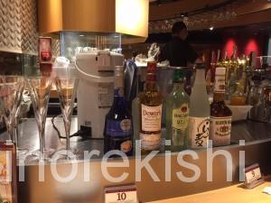 オシャレ居酒屋エビスバー上野の森さくらテラス店琥珀サーロインステーキビアカクテルロールキャベツアヒージョデートオススメ4