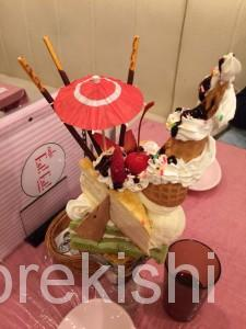デカ盛りパフェの聖地カフェエストエストEst!Est!新宿ミロード東京ごはんパフェ横綱人気有名メガ盛りスイーツ35