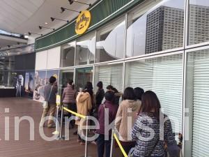 デカ盛りパンケーキEggs'n Thingsエッグスシングスラゾーナ川崎店有名人気行列ストロベリーホイップクリームコーヒー待ち時間12