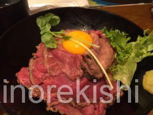 蒲田人気グルメthe肉丼の店ローストビーフ丼ステーキ丼メガ盛り大盛り人気有名美味しいランチ6