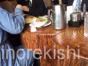 麹町デカ盛りラ・タベルナランチ薄切りステーキスパゲッテイパスタ大盛り人気メガ盛りイタリアン2