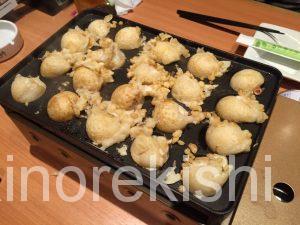 たこ焼き食べ放題魚民渋谷神南店個室居酒屋タコパ宅飲みポテト11