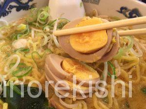北海道ラーメン東京味源神田駅前店みそでっかいどう大盛り味噌デカ盛りにんにく16