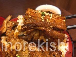 神田デカ盛りランチ魚串さくらさく炭火豚丼ご飯特盛肉増し居酒屋14