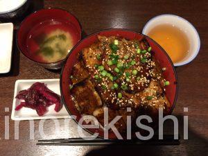神田デカ盛りランチ魚串さくらさく炭火豚丼ご飯特盛肉増し居酒屋13