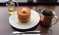 渋谷メガ盛り星乃珈琲店109MEN'S店スフレパンケーキダブルコーヒーカフェ喫茶店星野店舗16