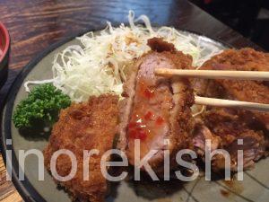 新線新宿デカ盛り豚珍館とんちんかん巨大とんかつ定食大盛りご飯おかわり自由有名人気美味しい豚汁5