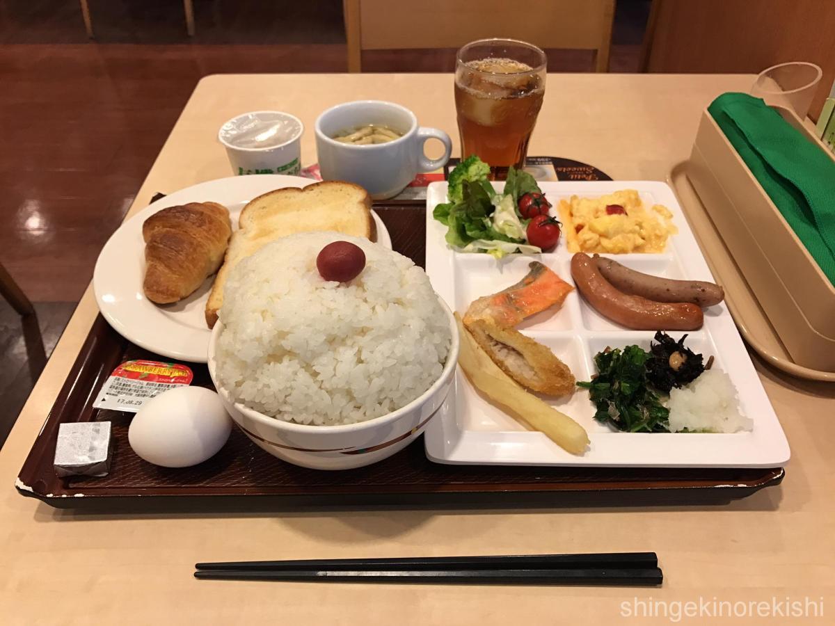 朝食バイキング!「ガスト 浅草雷門店」でモーニングビュッフェ!