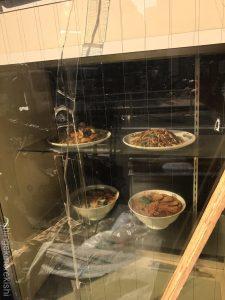 東銀座デカ盛り中国料理蘭州らんしゅうエビ唐うま煮丼大盛りメガ盛りランチ中華有名人気ボリューム量定食ラーメン日比谷線浅草線