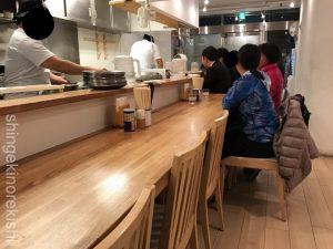 八丁堀ラーメン麺や七彩しちさい肉そば大盛り喜多方らーめん味玉煮干し有名人気行列東京グルメ日比谷線京葉線醤油打ち立て