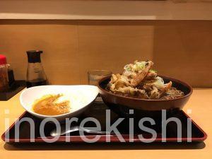 日本橋メガ盛りよもだそば巨大かき揚げ特大天玉そば蕎麦大盛りデカ盛り本格インドカレー生卵安い朝食インターナショナル銀座東京駅立ち食い25
