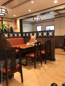 梅蘭ばいらん上野の森さくらテラス店巨大焼きそばやきそば中華料理チャーハンエビチリデカ盛り進撃の歴史76