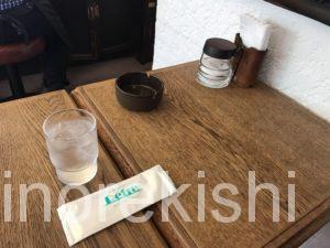 錦糸町カフェ喫茶店トミィパンケーキホットケーキコーン入りチーズバーグアイスコーヒー朝食メニューおやつデカ盛り進撃の歴史25