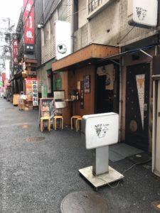 神田とりそばなな蓮鶏そば塩ラーメン大盛り特製トッピングデカ盛り進撃の歴史2